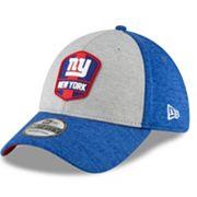 Adult New Era New York Giants Sideline Team 39THIRTY Flex-Fit Cap