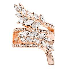 Jennifer Lopez Vine Wrap Stretch Ring