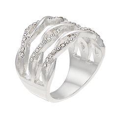 Jennifer Lopez 3-Row Stretch Ring