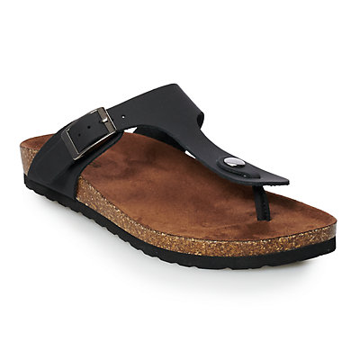 SONOMA Goods for Life Porcelain Thong Slide Sandals