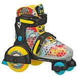 Roller Derby Fun Roll Boy's Jr Adjustable Roller Skate