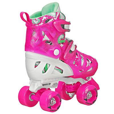 Roller Derby Trac Star Youth Girl's Adjustable Roller Skates