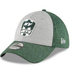 Adult New Era New York Jets Sideline Team 39THIRTY Flex-Fit Cap 869bf4c24
