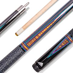 Mizerak 58' Two Piece Deluxe Maple Pool Cue