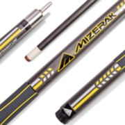 """Mizerak 58"""" Premium Carbon Composite 3D Grip Pool Cue"""