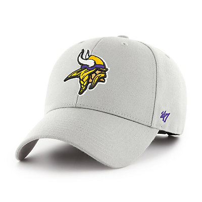 Adult '47 Brand Minnesota Vikings MVP Adjustable Cap