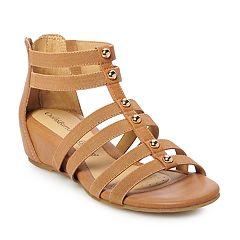 Croft & Barrow Gilding Women's Sandals