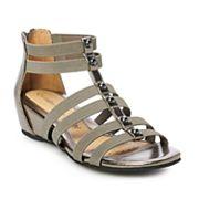 Croft & Barrow Gilding Women's Ortholite Sandals