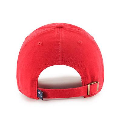 Adult '47 Brand New EnglandPatriots Clean Up Adjustable Cap