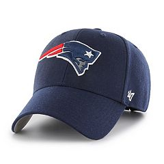 Adult '47 Brand New England Patriots MVP Adjustable Cap
