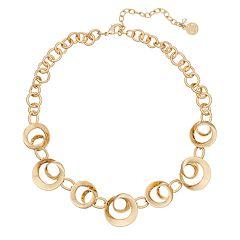 Dana Buchman Swirl Necklace