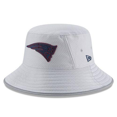 7e4dbde04f0c8 Adult New Era New England Patriots Training Bucket Hat