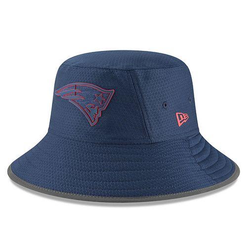 Adult New Era New EnglandPatriots Training Bucket Hat