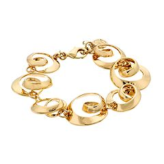 Dana Buchman Swirl Bracelet