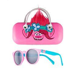 Girls 4-16 DreamWorks Trolls Poppy Sunglass & Case Set