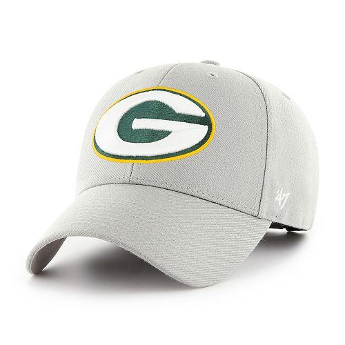 Adult '47 Brand Green Bay Packers MVP Adjustable Cap