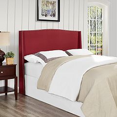 Stamford Wing Upholstered Headboard
