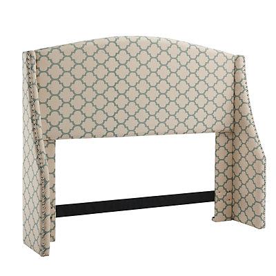 Regis Wing Upholstered Headboard