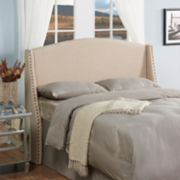 Regis Wing Upholstered Headboard