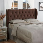 Yorkshire Wing Upholstered Headboard