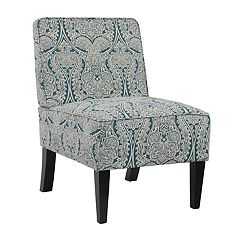 Parker Paisley Accent Chair