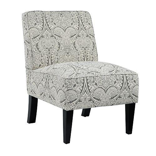 Parker Paisley Accent Chair