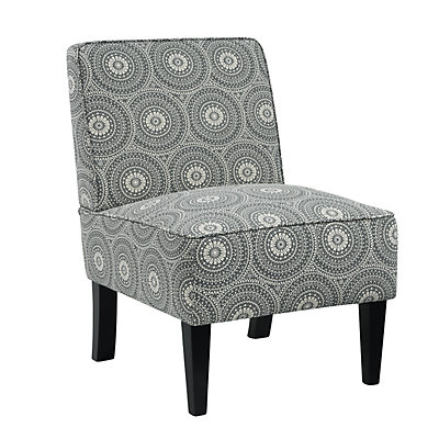 Parker Medallion Accent Chair