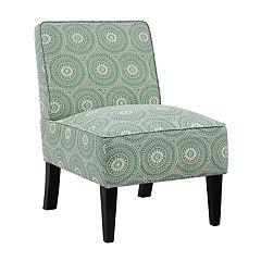 Parker Medallion Accent Chair