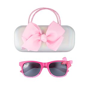 Girls 4-16 JoJo Siwa Sunglass & Case Set