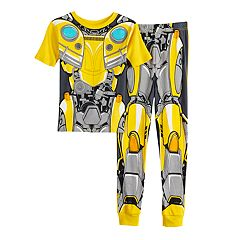 Boys Transformers 2-Piece Pajama Set