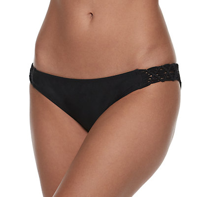 Mix and Match Macrame Hipster Bikini Bottoms