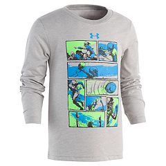 Boys 4-7 Under Armour Football Comic Graphic Tee