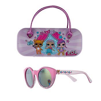 Girls 4-16 L.O.L. Surprise! Sunglasses with Case Set