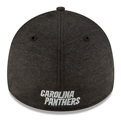 Adult New Era Carolina Panthers Sideline Team 39THIRTY Flex-Fit Cap