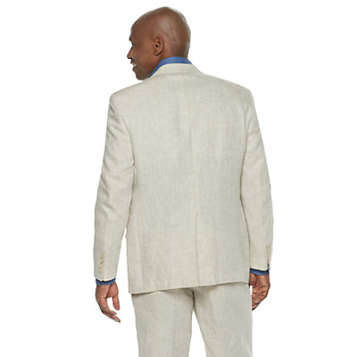Men's Palm Beach Bradley Classic-Fit Linen Suit Jacket