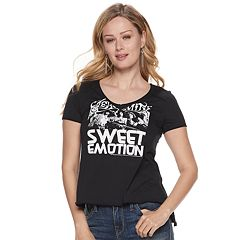84a37083851 Women s Rock   Republic® Aerosmith Sweet Emotion Graphic Tee
