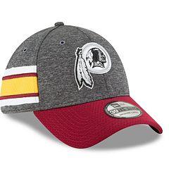ce8e4769 Adult New Era Washington Redskins Sideline Home Official 39THIRTY Flex-Fit  Cap