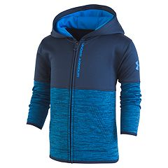 Boys 4-7 Under Armour Hooded Zip Jacket