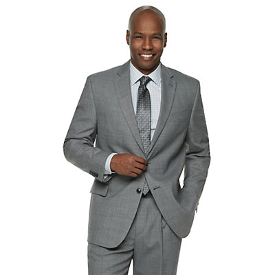 Men's Palm Beach Jim Exec Classic-Fit Wool-Blend Suit Jacket