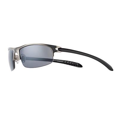 Men's Dockers Blade Flash Lens Gunmetal Sunglasses