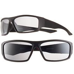Men's Dockers Polarized Wrap Sunglasses