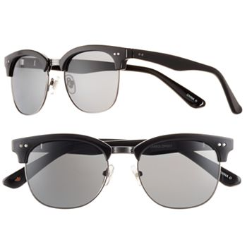 Men's Dockers Black Clubmaster Sunglasses