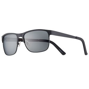 2d9fe07a3fb Men s Dockers Black Clubmaster Sunglasses