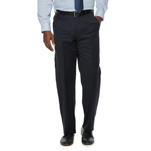 Men's Palm Beach Cole Classic-Fit Wool Flat-Front Suit Pants