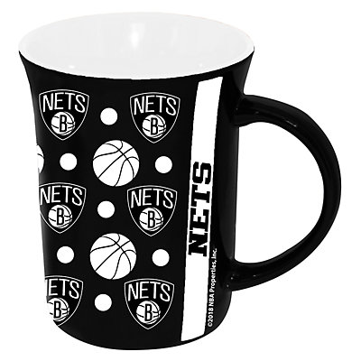 Brooklyn Nets Lineup Coffee Mug