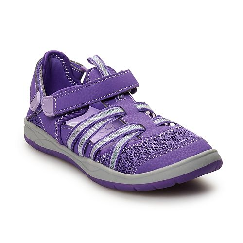SO® Sailboat Girls' Fisherman Sandals
