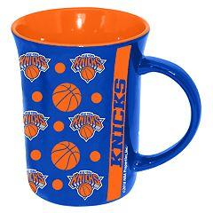 New York Knicks Line Up Coffee Mug