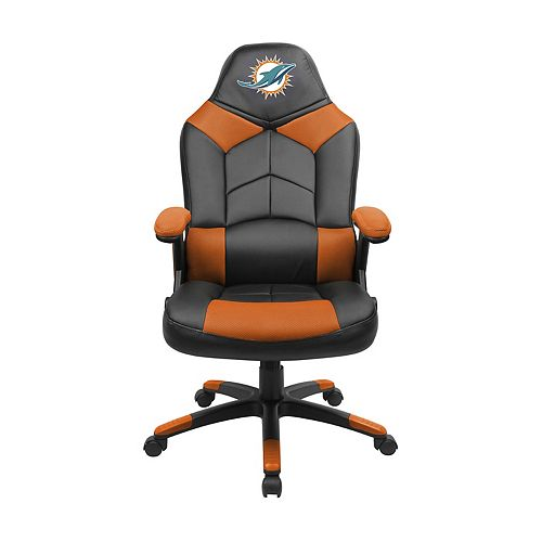 Miami Dolphins Oversized Gaming Chair