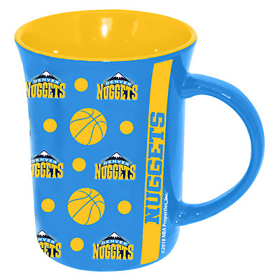 Denver Nuggets Line Up Coffee Mug