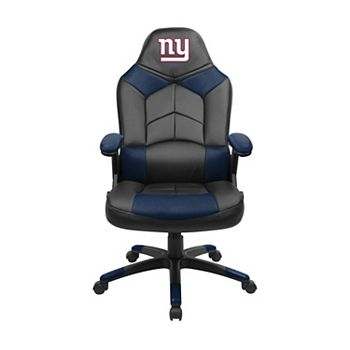 New York Giants Oversized Gaming Chair